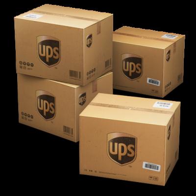 UPS-Shipping-Box-icon