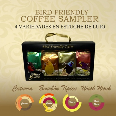 BIRD FRIENDLY SAMPLER